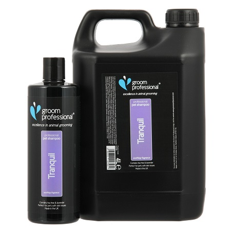 Groom Professional Tranquil Shampoo