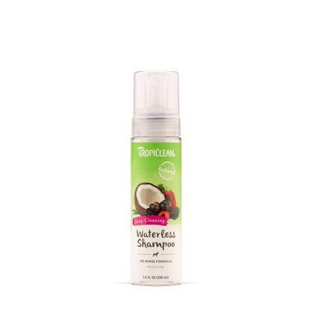 Tropiclean Waterless Shampoo Deep Cleaning