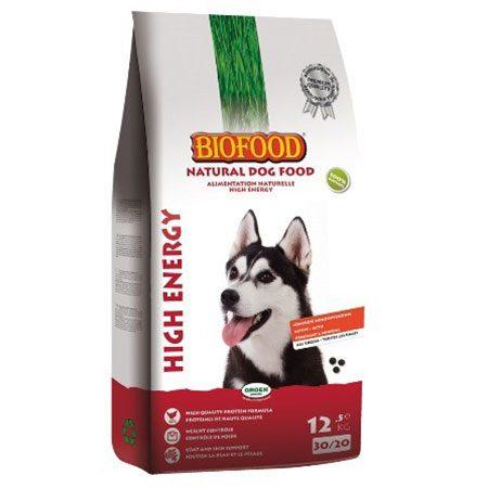 Hondenvoer Biofood High Energy 12,5 kg