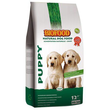 Hondenvoer Biofood Puppy 12,5 kg