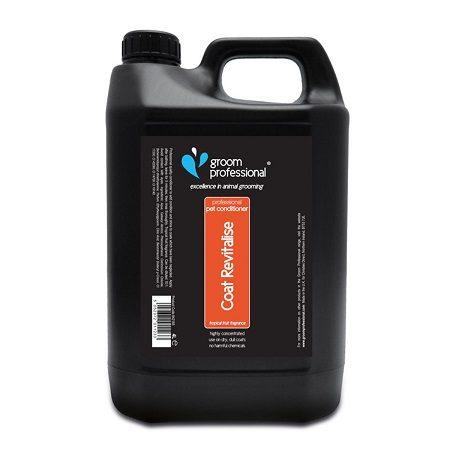 Groom Professional Coat Revitalise Conditioner 4L