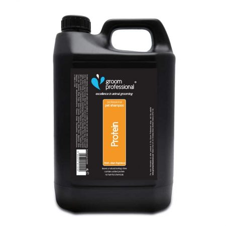 Groom Professional 2 in 1 protein shampoo 4L
