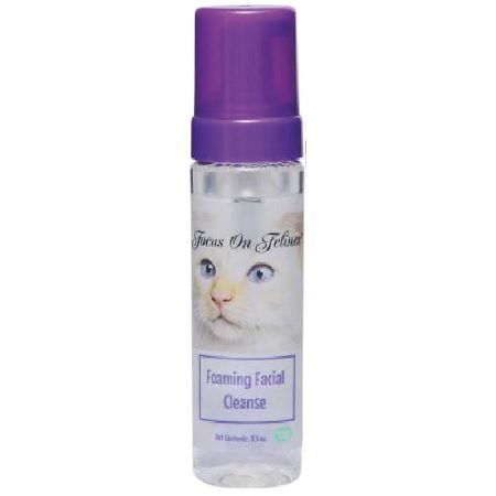 Focus on Felines Foaming Facial Cleanse