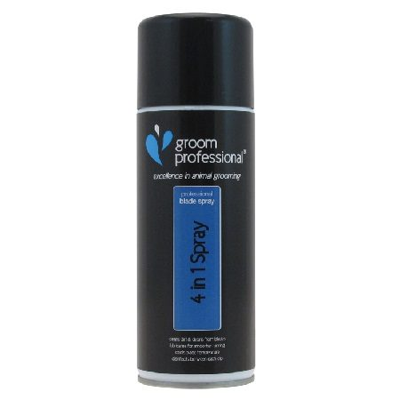 Groom Professional 4 in 1 clipper spray