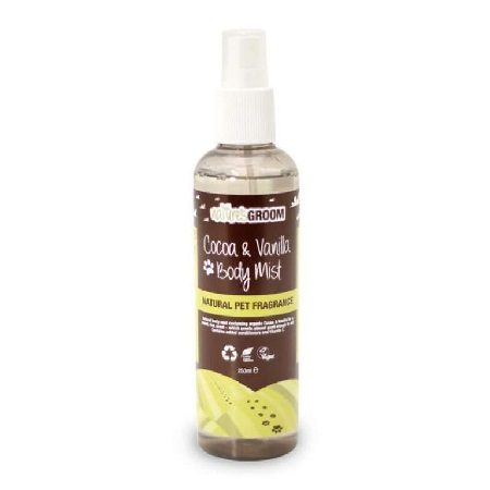 Nature's Groom Cocoa & Vanilla body mist