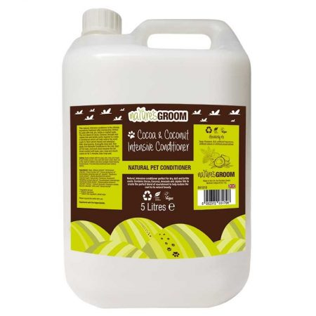Nature's Groom Cocoa & Coconut Intensive Conditioner 5L