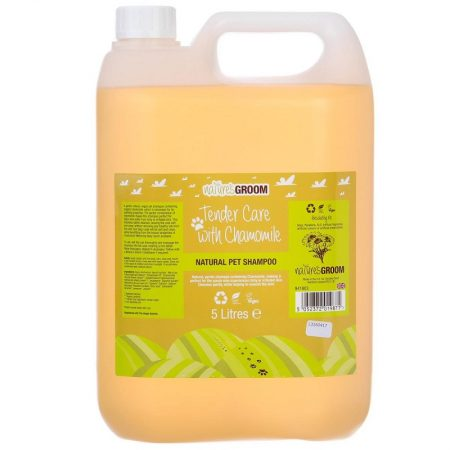 Nature's Groom Camomile shampoo 5L