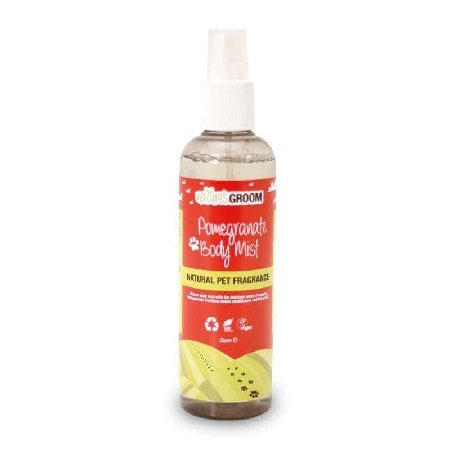 Nature's Groom Pomegranate body mist