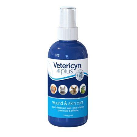 Vetericyn wond- en huidverzorging spray