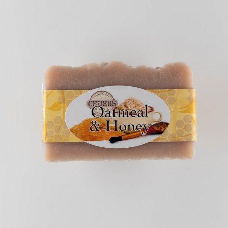 Chubbs Bar Oatmeal & Honey