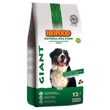 Hondenvoer Biofood Giant 12,5 kg