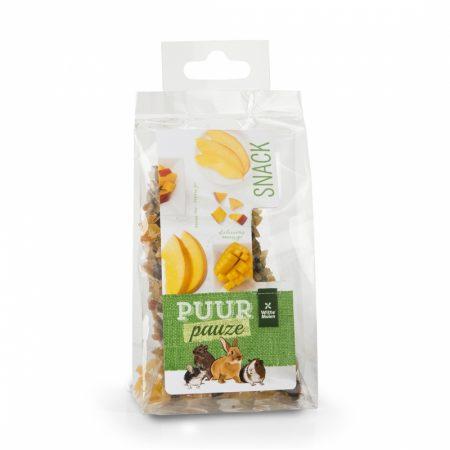 PUUR Pauze knabbelhout mango