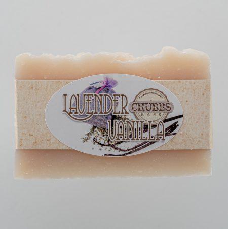 Chubbs Bar Lavender Vanilla