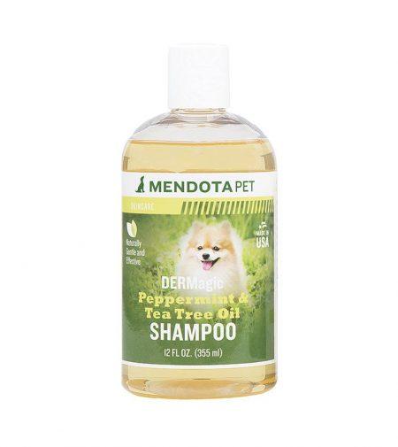 DERMagic Peppermint & Tea Tree Oil Shampoo