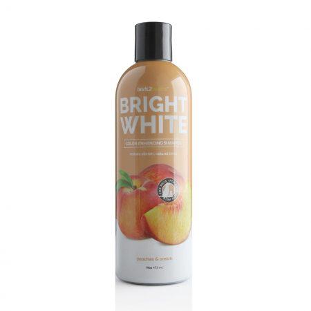 Bark 2 Basics Bright White shampoo