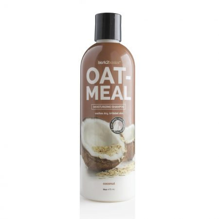 Bark 2 Basics Oatmeal shampoo
