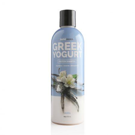Bark 2 Basics Greek Yogurt Vanilla shampoo