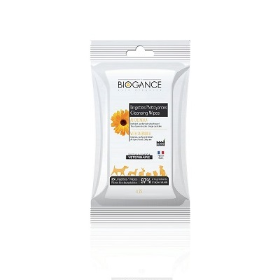 Biogance Cleansing Wipes