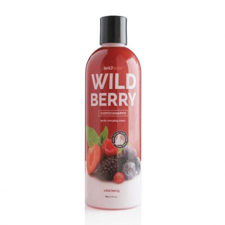 Bark 2 Basics Wild Berry Shampoo